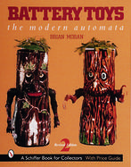 Battery Toys The Modern Automata cover