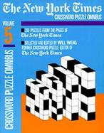 The New York Times Daily Crossword Puzzle Omnibus, Volume 5 cover