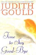 Time to Say Good-Bye cover