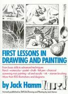 First Lessons in Drawing and Painting cover