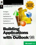 Building Applications with Microsoft Outlook with CDROM cover