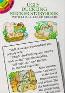 Ugly Duckling Sticker Storybook cover