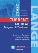 Current Medical Diagnosis and Treatment cover