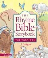 The Rhyme Bible Storybook for Toddlers cover