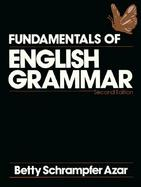 Fundamentals of English Grammar cover