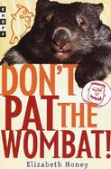 Don't Pat the Wombat! cover