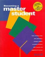 Becoming a Master Student cover
