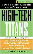 How to Think Like the World's Greatest High-Tech Titans cover
