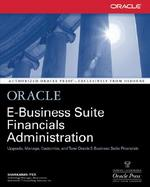 Oracle Financials Administration cover