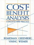 Cost-Benefit Analysis: Concepts and Practice cover