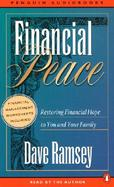 Financial Peace: Restoring Financial Hope to You and Your Family cover