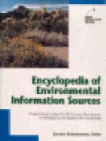 Encyclopedia of Environmental Information Sources cover