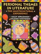 Personal Themes in Literature The Multicultural Experience cover