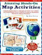 Amazing Hands-On Map Activities cover