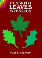 Fun With Leaves Stencils cover