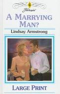 A Marrying Man cover