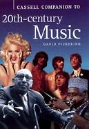 Cassell Companion to 20th Century Music cover