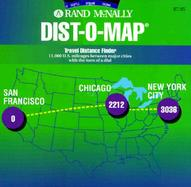 Rand McNally Dist-O-Map Travel Distance Finder cover