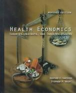 Health Economics (Updte) cover