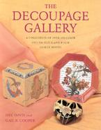 Decoupage Gallery A Collection of over 450 Color and 550 Back-And-White Design Motifs cover
