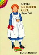 Little Pioneer Girl Paper Doll cover