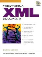 Structuring XML Documents with CDROM cover