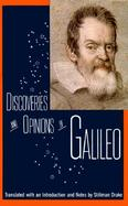 Discoveries and Opinions of Galileo Including the Starry Messenger cover