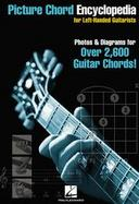 Picture Chord Encyclopedia for Left Handed Guitarists cover