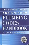 International and Uniform Plumbing Codes Handbook cover