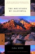 Mountains of California cover