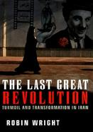 The Last Great Revolution: Turmoil and Transformation in Iran cover