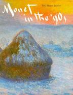 Monet in the '90s The Series Paintings cover