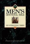 Mens Devotional Bible New International Version cover