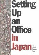 Setting Up Office in Japan cover