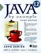 Java by Example 1.2 with CDROM cover
