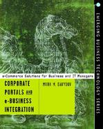 Corporate Portals and Ebusiness Integration cover