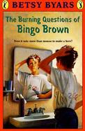 The Burning Questions of Bingo Brown cover