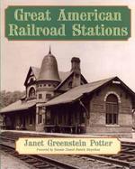 Great American Railroad Stations cover