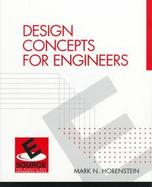 Design Concepts for Engineers cover