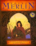 Young Merlin cover