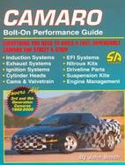 Camaro Bolt-On Performance Guide cover