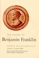 Papers of Benjamin Franklin, January 1760-December 1761 cover